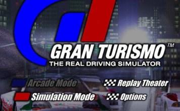 Gran Turismo 1 banner
