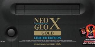 neo geo gold x banner