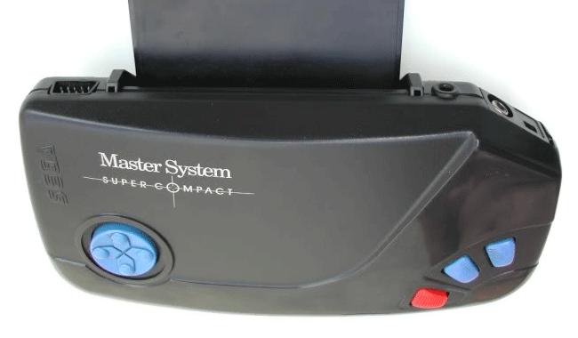 Master System Super Compact (Brasil)