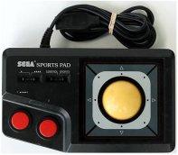 Master System Sports Pad
