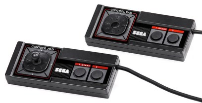 Master System controles
