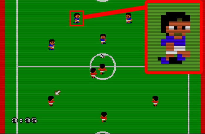 Great Soccer Master System