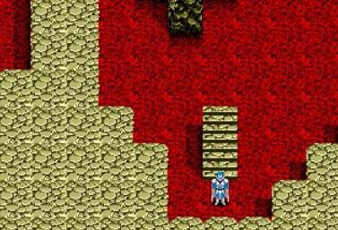 Phantasy Star III - Island Cave