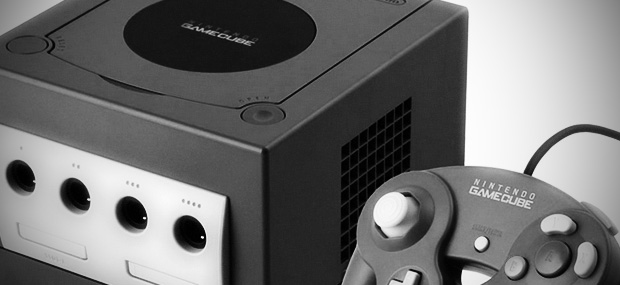 logo da tampa do GameCube