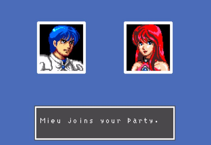 Phantasy Star III - Mieu
