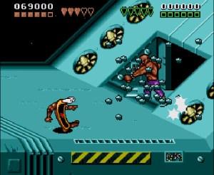 Battletoads vs Double Dragon Mega Drive