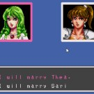 Escolhi casar com Thea