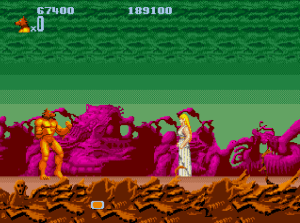 Altered Beast final