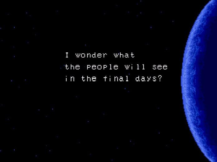 Phantasy Star II quote