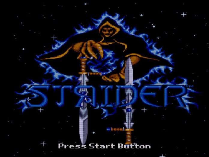 Strider II Mega Drive quote