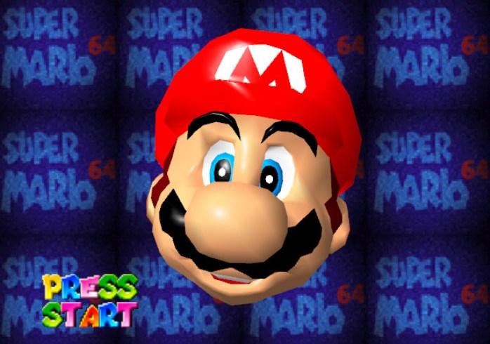 Super Mario 64 quote