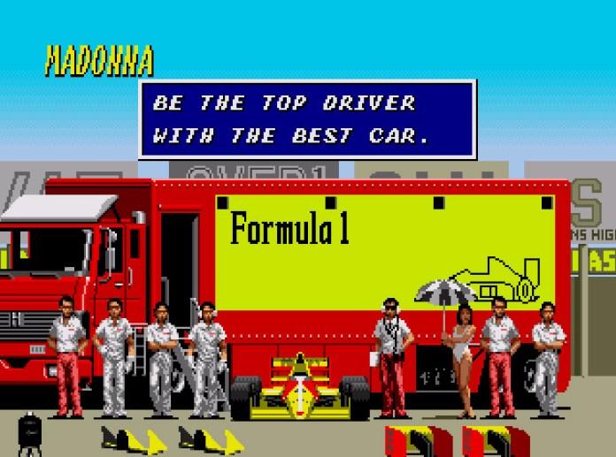 Super Monaco GP - quote