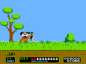 Duck Hunt - cachorro