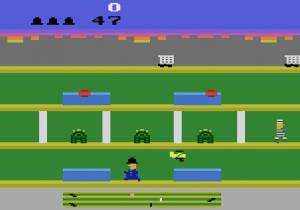 Keystone Kapers Atari 2600