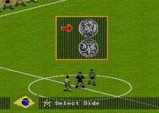 FIFA Soccer 94 - cara ou coroa