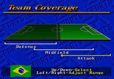 FIFA Soccer 94 - Team Coverage