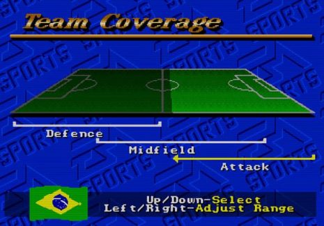 FIFA Soccer 94 - Team Coverage