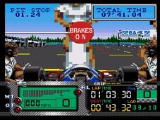 Formula One Beyond the Limit - pit
