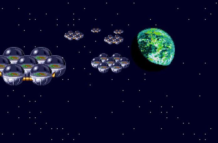 Phantasy Star III fuga de Palma