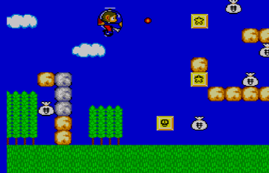 Alex Kidd in Miracle World - peticopter