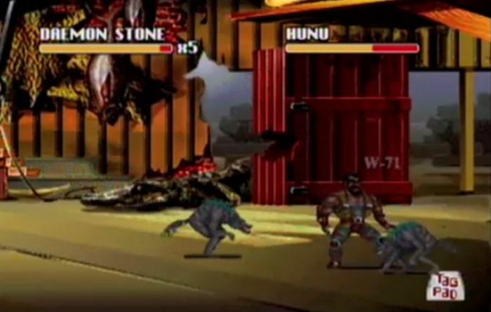 Mutant Rampage: Bodyslam CD-i