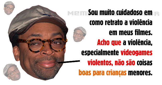 spike lee frase videogame