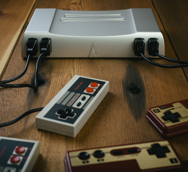 Analogue Nt e controles