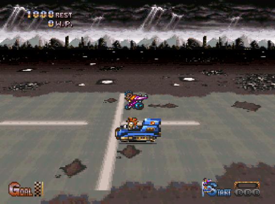 Chrono Trigger: Jet Bike Special (1995)
