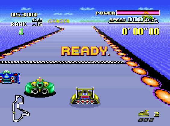 F-Zero (1990)