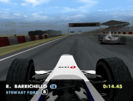 Nintendo 64 F-1 World Grand Prix II