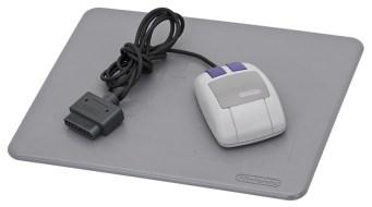 SNES Mouse e Pad