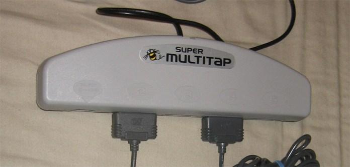 SNES Super Multi Tap