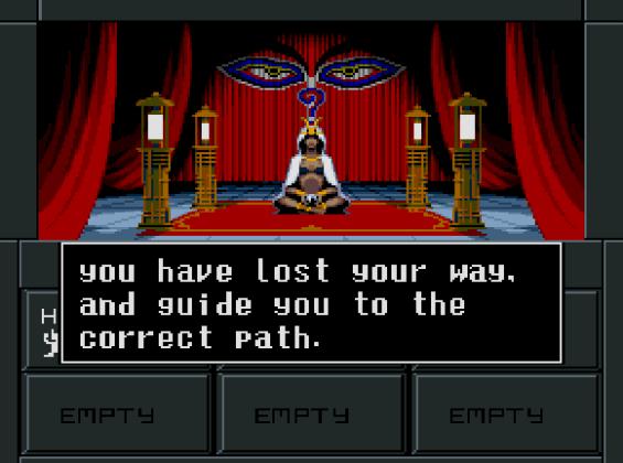 Shin Megami Tensei (1992)