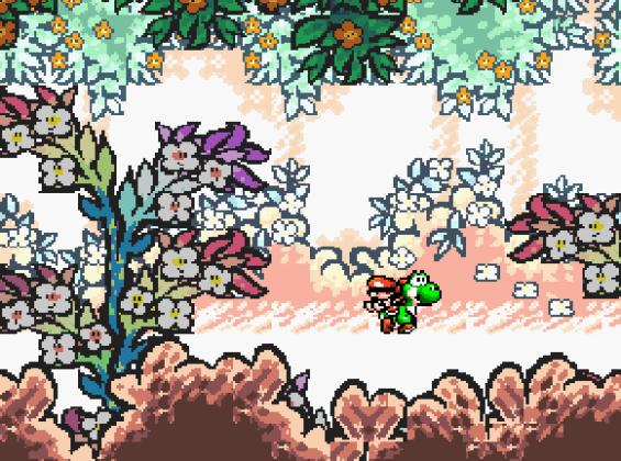 Super Mario World 2 - Yoshi's Island (1995)