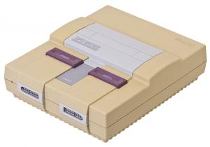 Super NES oxidado