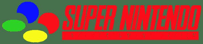 Super Nintendo logo europeu