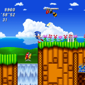 Sonic 2 HD Alpha - Emerald Hill