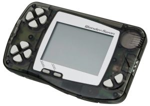 WonderSwan Black