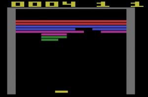 Super BreakOut Atari 2600
