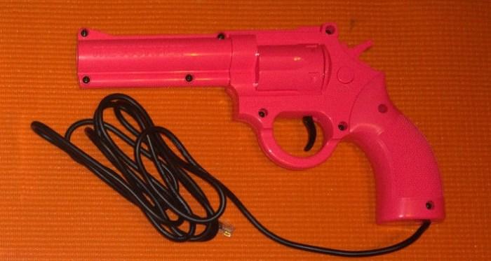 Para o jogador 2, a Justifier era nesse tom rosa/salmão.