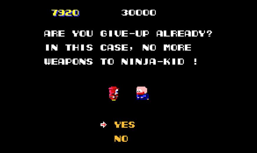 Ninja Kid 2 (NES)