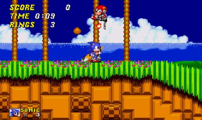 Sonic 2 (Mega Drive)