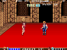 Double Dragon - final