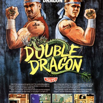 Double Dragon arcade