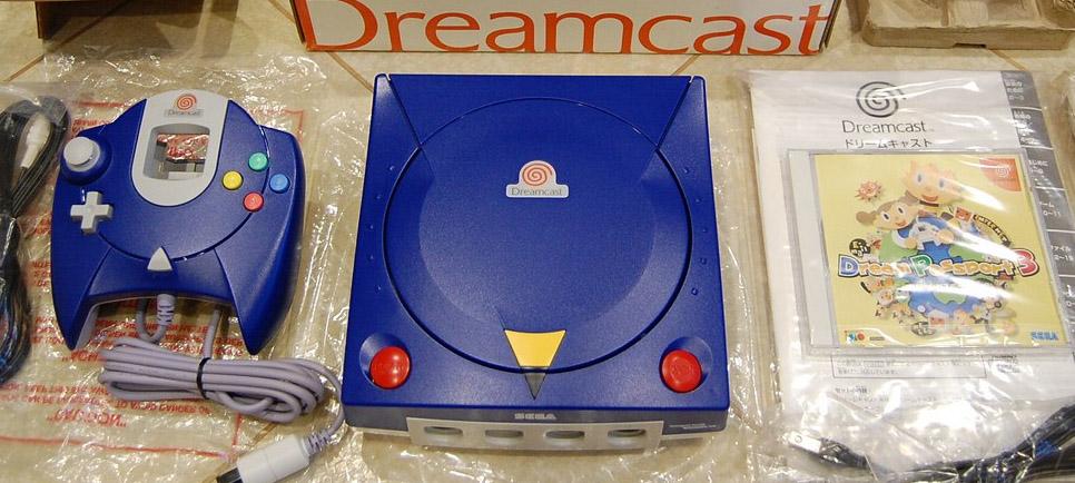 Gundam RX-78 Dreamcast