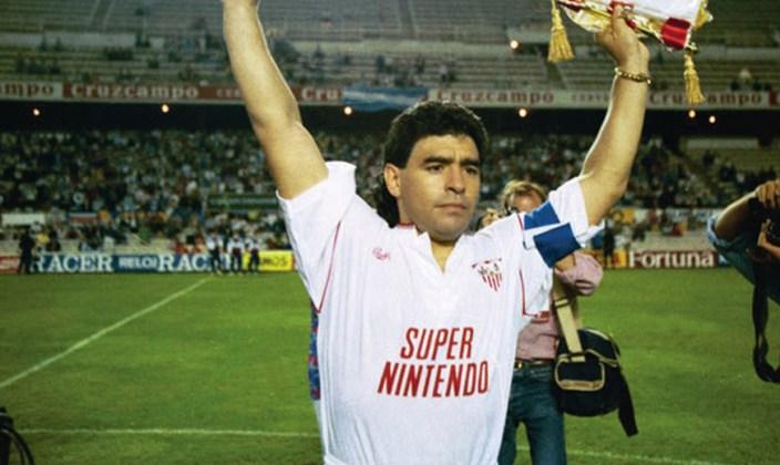Super Nintendo e Sevilla FC