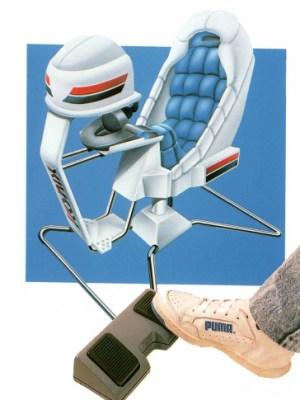 Konix MultiSystem Power Chair