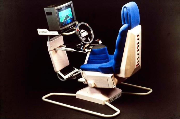 Konix Power Chair