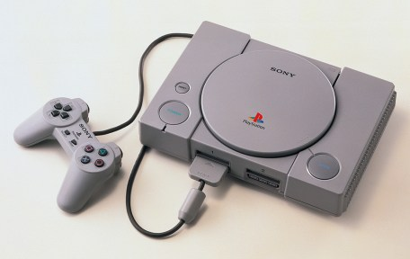 PlayStation SCPH1000