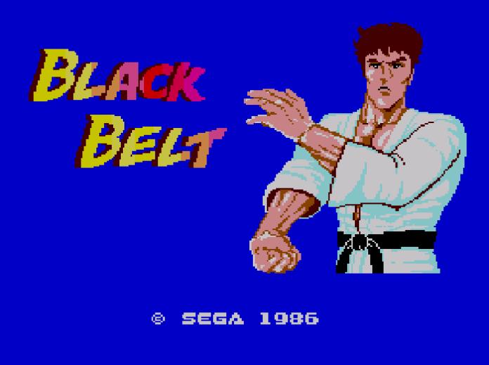 black belt tela título